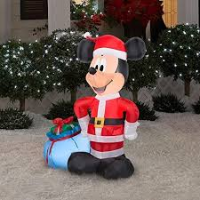 cheap mickey mouse outdoor lawn yard lights