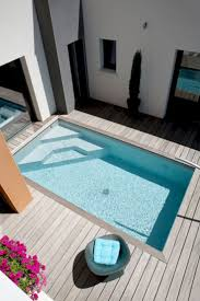 Small Pool Backyard Ideas by Best 20 Small Pool Ideas Ideas On Pinterest Small Pools Spool