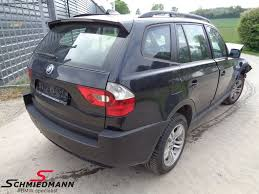 recycled car bmw x3 e83 sav page 1