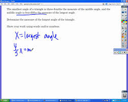 geometry eoc exam practice test avi youtube