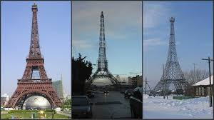 Seven Places To See The Eiffel Tower Not Counting The Original In