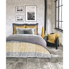 Grey And Yellow Duvet Modern Duvet Covers Sets Allmodern