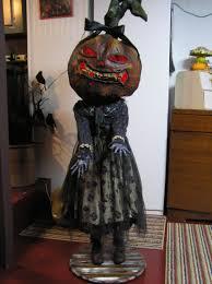 halloween pumpkin props haunters hangout
