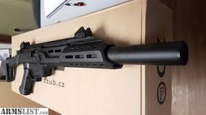si e v o b armslist for sale nib cz scorpion evo 3 si 9mm carbine