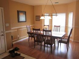 I May Be From Texas But I Still Dont Love Burnt Orange - Burnt orange dining room