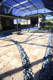 Backyard Water Features Pool Custom Features Gallery By Crown - Backyard designs jacksonville fl
