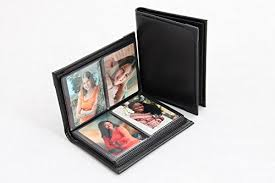 wallet size photo album photo album 2 5 x3 5 holds 48 wallets or gift cards