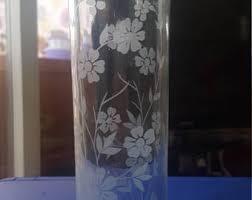 Single Stem Glass Vase Stem Vase Etsy