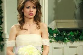 elizabeth from gh new haircut gh elizabeth in her wedding dress to wed lucky 2 tv and movie