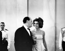 Kennedy Jacqueline Kn 21697 A First Lady Jacqueline Kennedy With Minister Of State