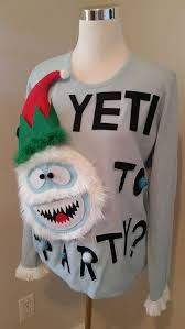 Images Of Ugly Christmas Sweater Parties - 24 best ugly christmas sweaters images on pinterest ugliest