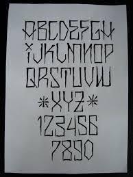 25 unique cool tattoo fonts ideas on pinterest good tattoo