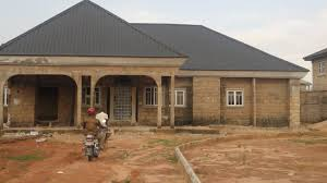 floor plans and cost to build bedroom bungalow house plans nigeria cost building home craftsman