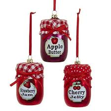 food inspired ornaments www partymill