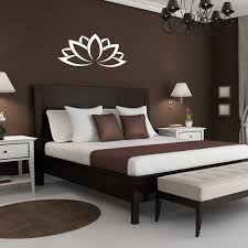 Best  Brown Walls Ideas On Pinterest Brown Paint Schemes - Flower designs for bedroom walls