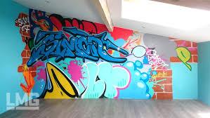tag chambre décorations graffiti tag chambres ados et enfants graffiti