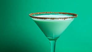 martini grasshopper how to make a grasshopper cocktail with creme de menthe tasting