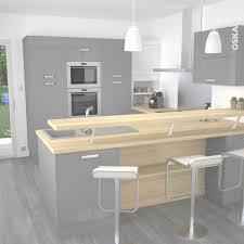 cuisine repeinte en gris emejing cuisine beige et noir gallery design trends 2017 gris avec