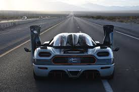 koenigsegg factory our exclusive ride in an koenigsegg agera rs on a closed nevada