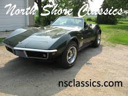 1969 corvette stingray for sale 1969 chevrolet corvette stingray matching numbers this is a