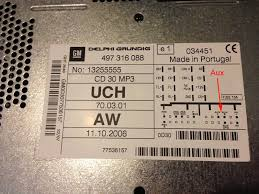 aux lead for cd30 mp3 archive astra owners network forum mk1