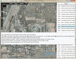 Ft Lauderdale Zip Code Map by Building An Airport Status Mashup With Silverlight And Bing Maps