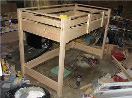 triple bunk bed plans kids house design best bunk bed plans for kids