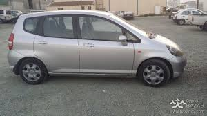 honda jazz 2007 hatchback 1 2l petrol manual for sale larnaca