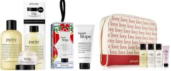 free 5pc philosophy gift set with purchase free shipping only