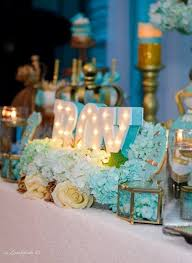 Fresh Decoration Blue And Gold Baby Shower Surprising Ideas Decor