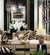 zebra living room set chic design printed living room chairs imposing decoration best 25