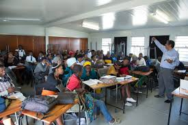 high school class history file class in sinenjongo high school joe slovo park cape town