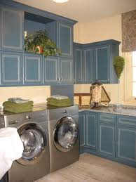 interior nice example of laundry room design with reclaimed wood
