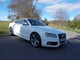 2010 60 audi a5 2 0 tdi s line special edition coupe in ibis white