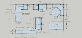 kitchen remodel layout options