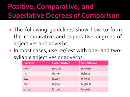 chapter 4 u2013 using adjectives and adverbs correctly 12 grade
