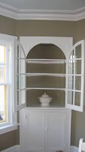Corner Cabinets For Dining Room Curio Cabinet Howard Miller Edmonton Curio Cabinet Hr