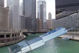 thousands want to dump the trump tower into the chicago river