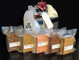 Fudge Boxes Wholesale 5 Pack Gift Fudge Delicious Farm Fudge