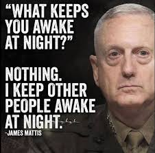 Meme Mad - 41 hilarious general james mad dog mattis memes