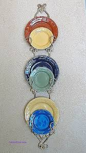 wall decor decorative wall plate hangers lovely regal decorative