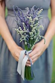 lavender bouquet 27 tender grey and lavender wedding ideas weddingomania