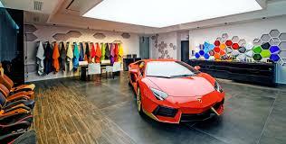 lexus italy youtube lamborghini opens ad personam customization center in italy