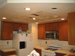kitchen fluorescent lighting ideas living room stylish updating look of recessed fluorescent fixtures