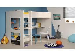 lit mezzanine avec bureau et rangement lit lit mezzanine 140x190 lit mezzanine avec bureau et