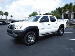valdosta toyota used cars used toyota tacoma for sale in valdosta ga 37 used tacoma