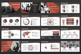 Business Ppt Templates Presentation Templates Creative Market Sle Ppt Templates