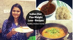 indian diet plan for weight loss recipe 1 healthy chicken