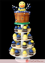 rubber ducky baby shower cake rubber ducky baby shower cupcake stand baby shower cupcake towers
