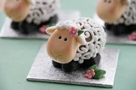 Decorating Easter Lamb Cake by Easter Lambs U2013 Creme Egg Animals Baking Recipes And Tutorials